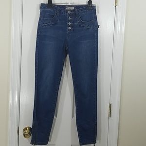 Free People High Rise Jean's